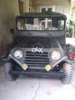 Selling my Jeep m151 4 sale unregistered