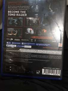 Kaset Ps 4 Shadow Of Tomb Rider