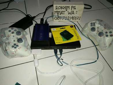 ps2 slim HD 80 gb