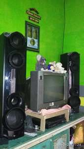 home theater lg lhd 677