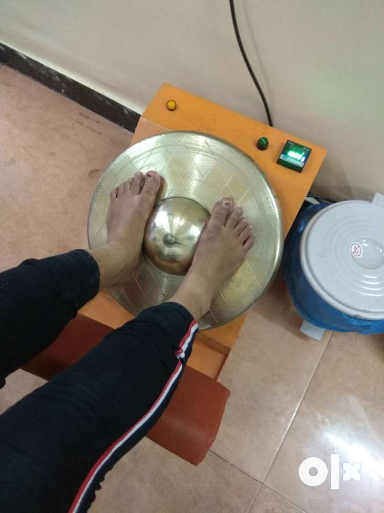 Swastik Kansya Thali Foot Massage Health Beauty 1570940838