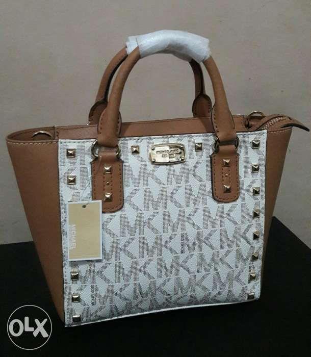 556030341e14 Michael Kors Crossbody bag Vanilla Acorn in Manila, Metro Manila ...