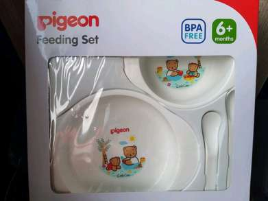 Di Jual Pigeon Feeding Set Mini BARU Murah
