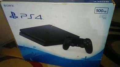 ps4 slim 500 gb mulus no minus