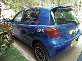 Toyota Vitz 2002/06 Very well maintained Immaculate Condition