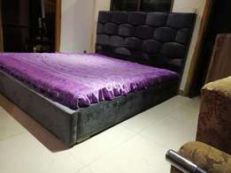 New pedding style bed