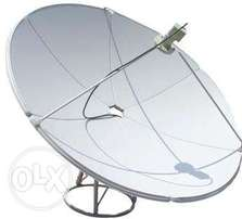 Dish Antenna Service and Installation In Lahore