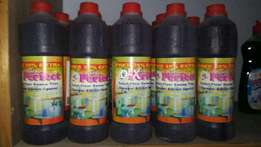 Scrub or toilet cleaner available for bulk supply