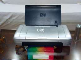 Hp 460 Mobile Printer Small But A4 Size Printing