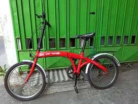 Sepeda Lipat di Surabaya Kota - OLX Murah Dengan Harga ...