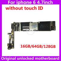 Iphone 6 Motherboard 16GB Without Touch ID
