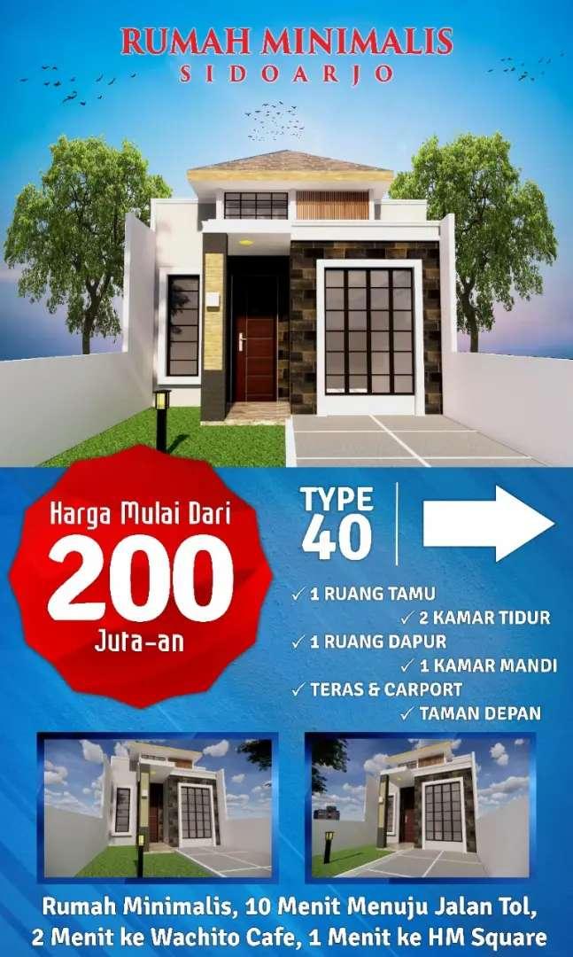 16 Rumah Minimalis Harga 200 Juta Paling Populer Lingkar Png
