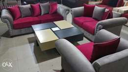 Elegant look sofa set new