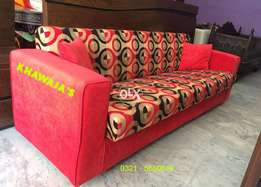 khawaja's best Sale offer sofa cum bed brand new Fix price shop