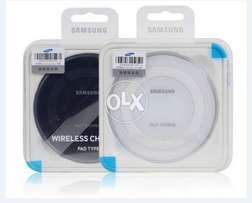 "#Convenient wireless charger For Glaxy & other Qi Delives""Free Deliver"