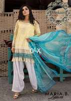 Maria B lawn 2018 latest collection