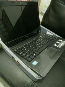 Gaming Laptop Acer 4752 Corei5 4 gb ram 500 gb hdd Siap Skripsi Mantap