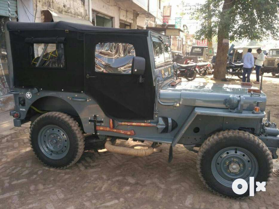 All types of Willy Jeeps Old look style Ready on - Meerut - Cars ...