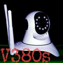 WiFi IP Camera 360 PTZ Routating CCTV Camera Free Delivery