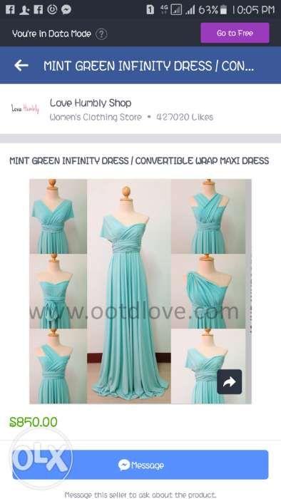 1ae8cc3b405 Assorted Formal and SemiFormal Dress in Manila