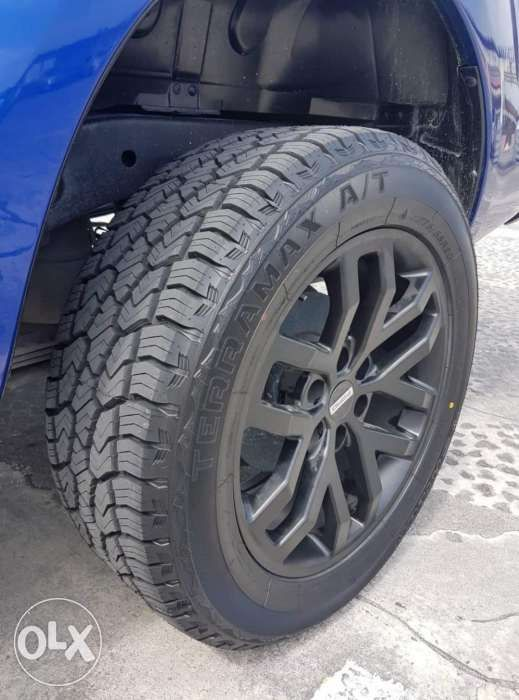 20 In Ford Ranger Raptor Mags And Tires In Paranaque Metro Manila