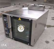 Imported Steam Convection Oven at factory price NEW