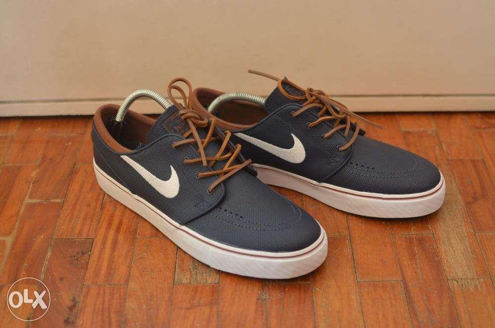 92c738d4c184 Nike SB Janoski Premium Obsidian Leather Lace Size 11 Vans in Manila ...