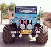NEW SMART CARD RC Jeep in new style nd big