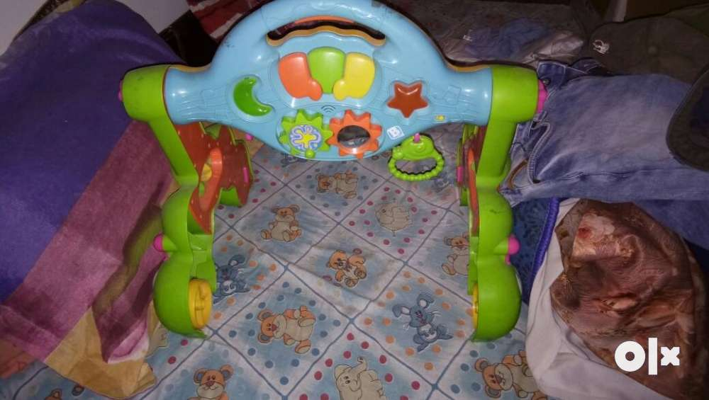 Fisher price rocker and swing cum baby car seat. - Mohali - Bicycles ...