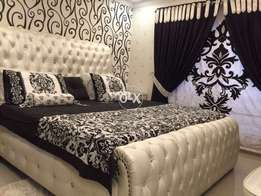 defense villa fully furnish available for rent in bahria town