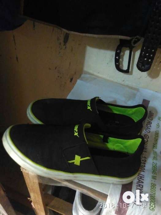 9d7777e1e Only 2 month old shoes sparx size 8 nbr i am this use. Very less ...