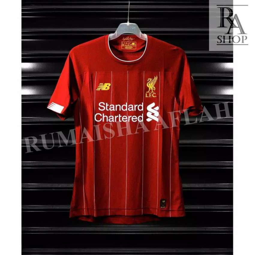 on sale aa822 dd904 Jersey Liverpool Home 2020 Made In Thailand - Olahraga ...