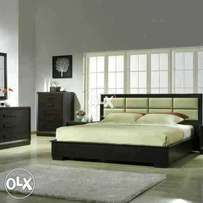 Best offer hurry up by AWAMI bed with side table