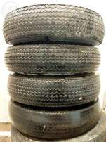 """12"""" 6.00-12 tube tyres made in china """"warrior"""" company"""