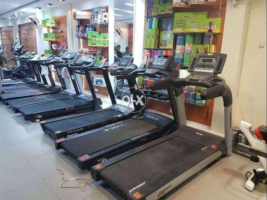 Asia Fitness - treadmills benches and all gym equipments - Gym & Fitness -  1013793008