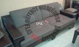 Sofa Set 50% off price offer at defence warehouse half price sofas