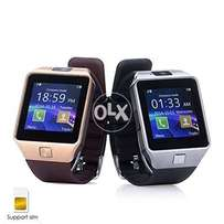DZ09 Smart Watch Color avaliable (Gold and Silver) Excellent quality