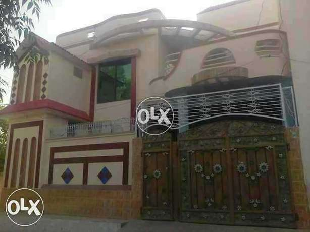 5marla upper portion for rent 2bed johar town lahore