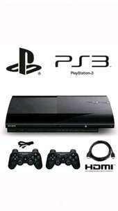 ps3 super slim anti ylod 500gb + 2stik full game