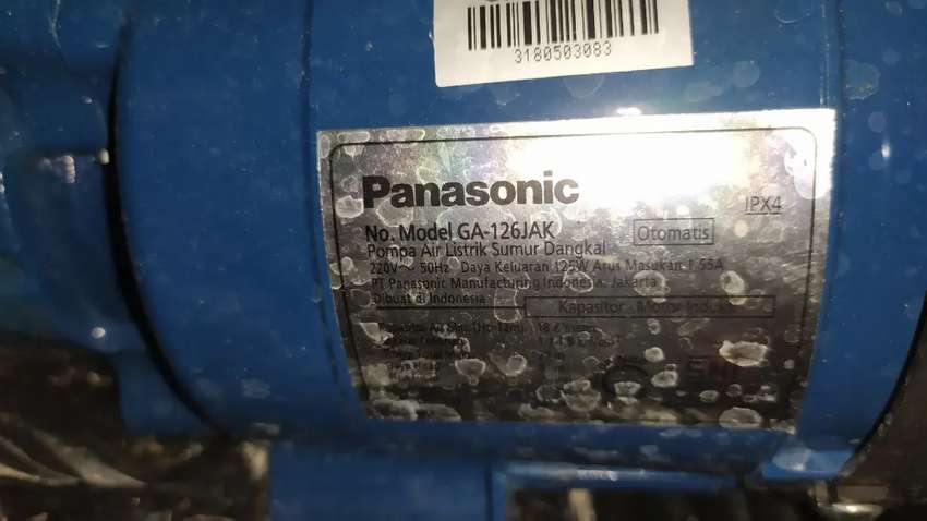 Dijual Mesin Pompa Air Merek Panasonic Lain Lain 818578106