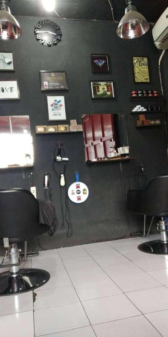 Take Over/Dijual Barbershop Pasteur 1