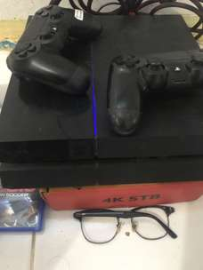 Dijual PS 4 Fat 500 GB