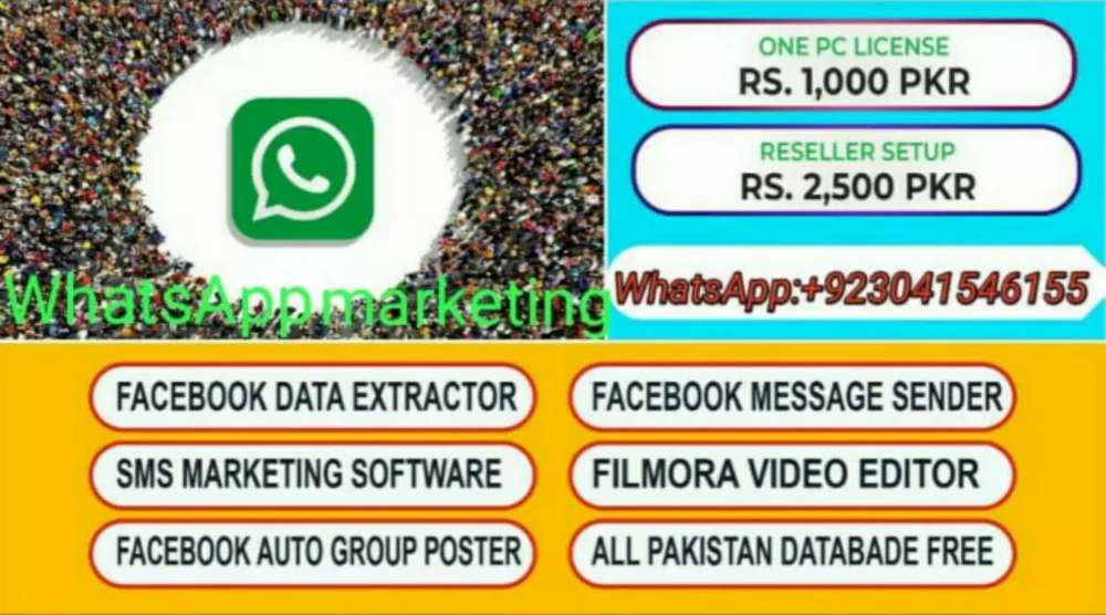 Whatsapp Number Extractor
