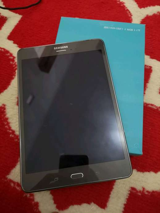 Samsung Tab A with s pen 2/16 Gb fullset normal.