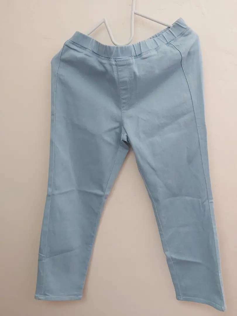 Legging Jeans Uniqlo Fashion Wanita 785217348