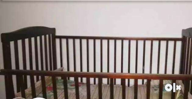 Juniors Brand Baby Crib With Mattress Free Kids Furniture 1318724607
