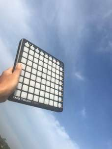 Launchpad Behringer CMD Touch TC-64