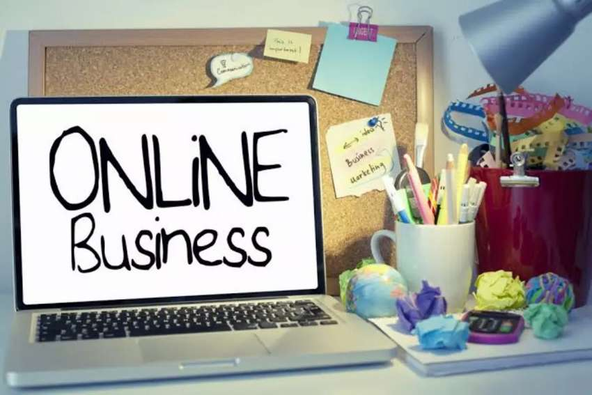 Online Business Marketing - Marketing - 1011241861