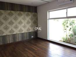 upper portion 3 bed room with basement hall , dha lahore , phase 3