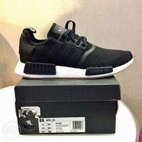 huge selection of d905d e1645 Adidas NMD R1 Black Gum sole (Bnew)